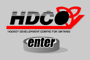 Logo for Hockey Development Center for Ontario